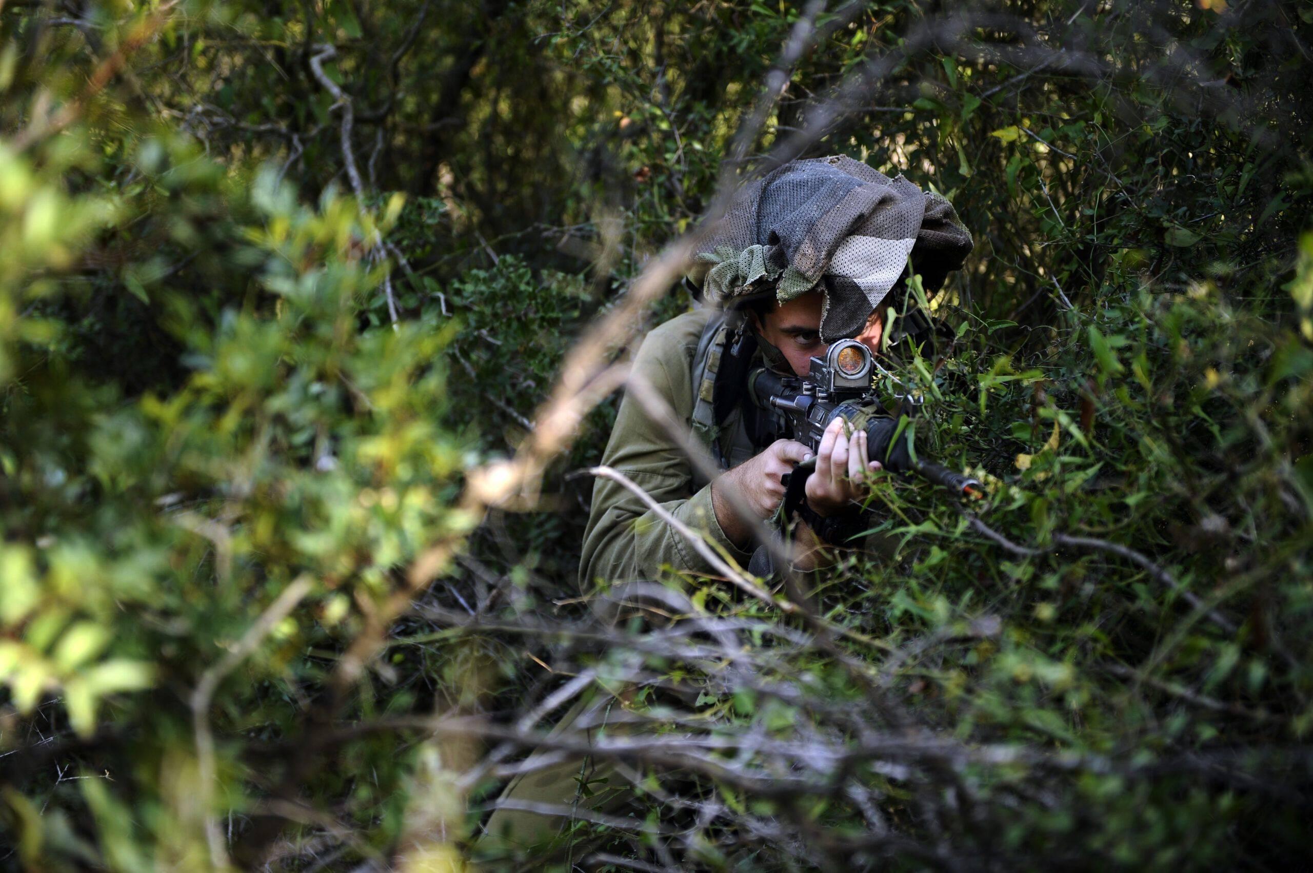 The Israeli Mossad's Kidon Unit