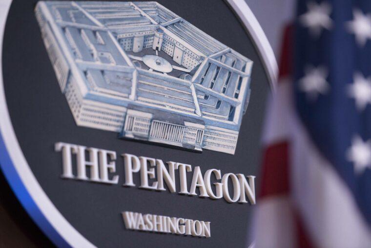 The Pentagon Press Briefing Room