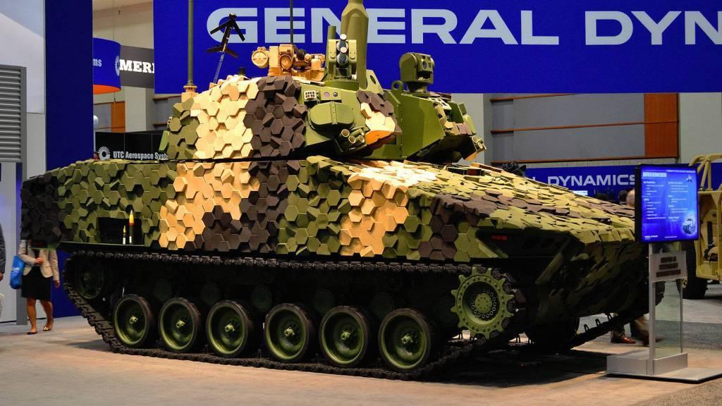 prototype tanks