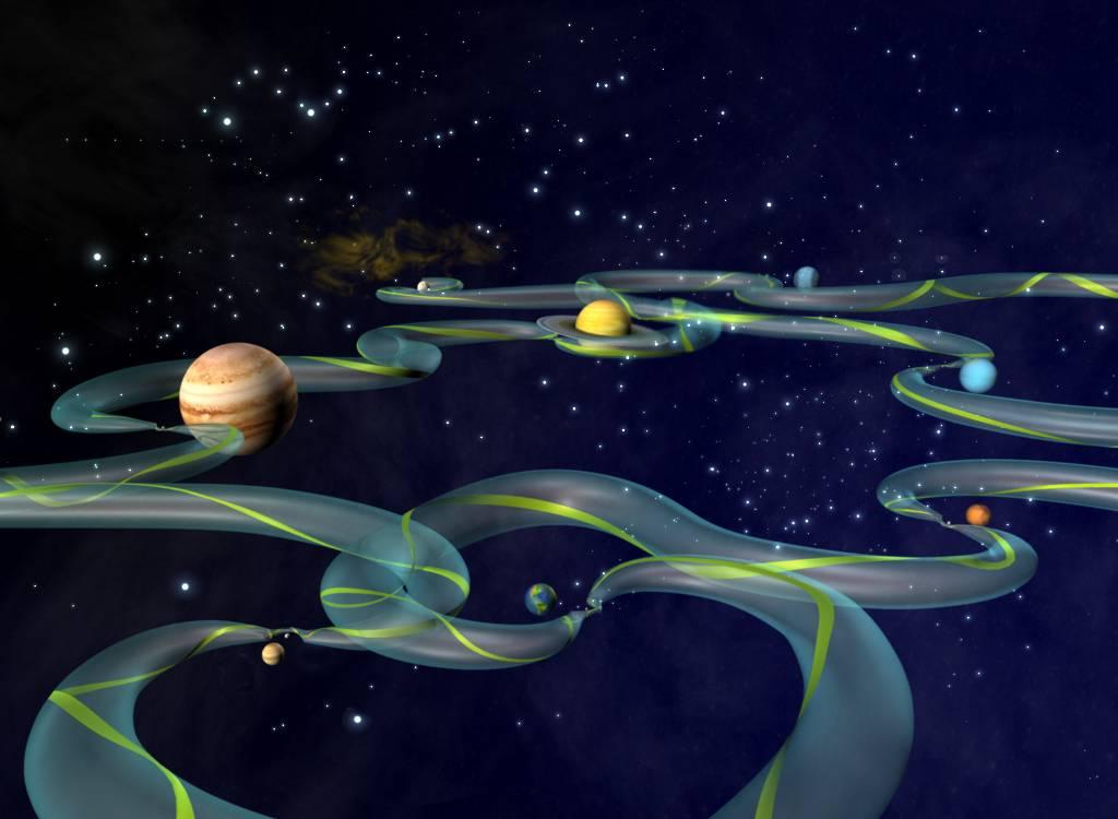 space manifold