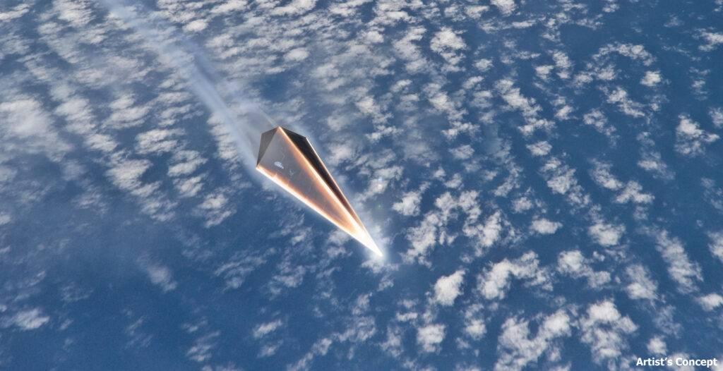 Battelle hypersonic flight