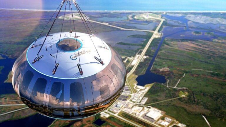spaceship neptune