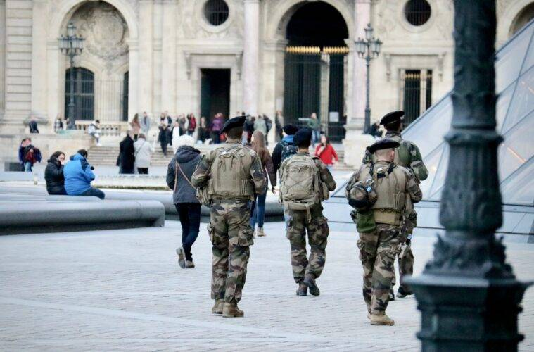 french super soldiers