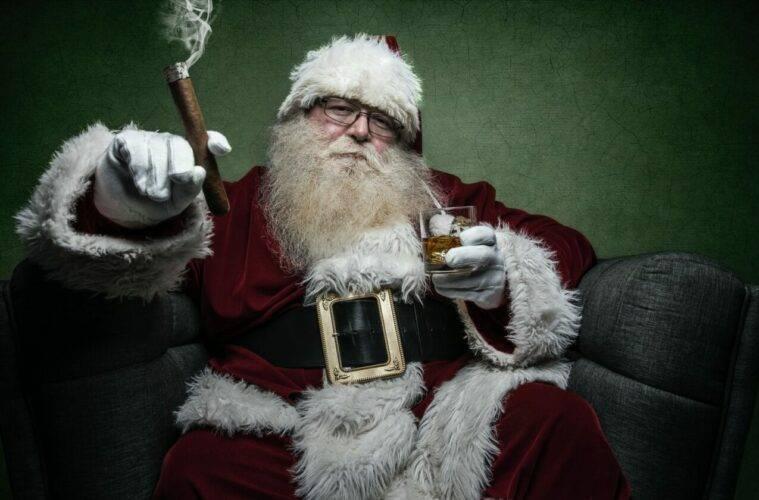 Santa Quantum Mechanics