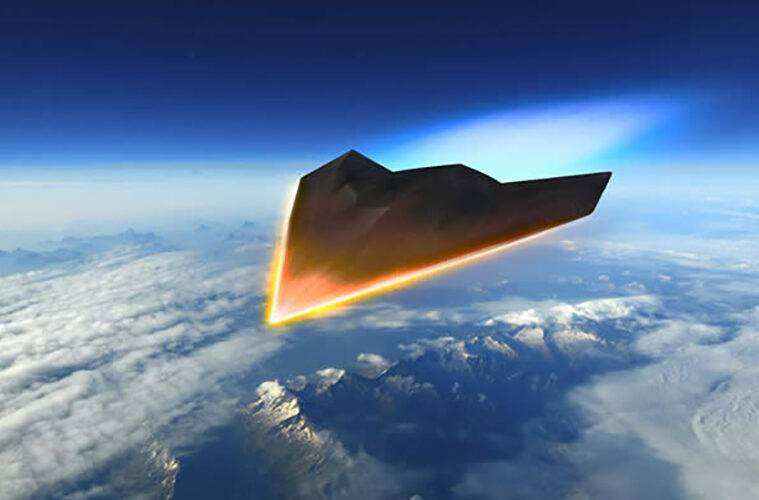 Battelle hypersonic