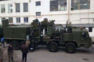 Russian Leaked Laser weapon