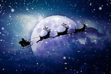 Santa Spaceflight