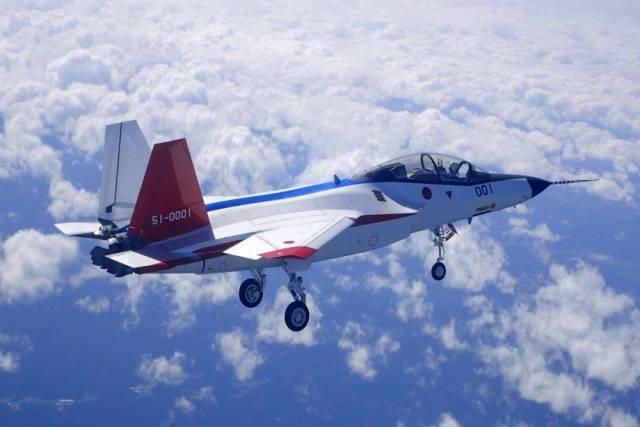 Mitsubishi X-2