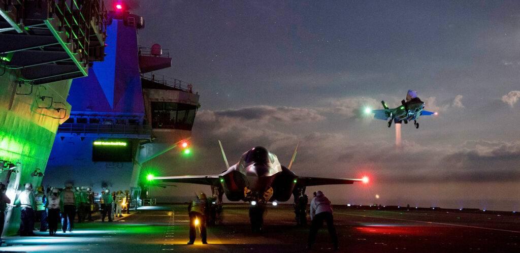 The F-35 Lightning