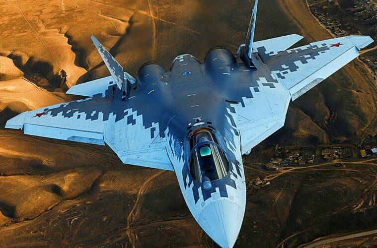 "Russia's Su-57, test pilot claims it can ""easily kill"" F-35"