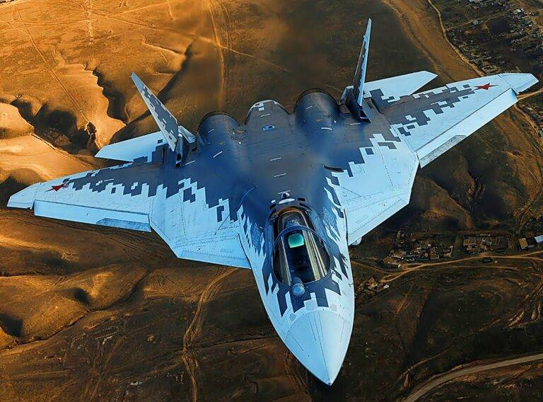 """Russia's Su-57, test pilot claims it can """"easily kill"""" F-35"""