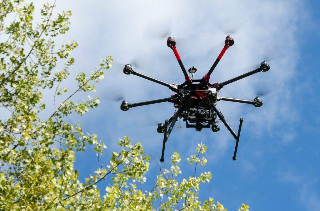 Drones have become a concern for the United States