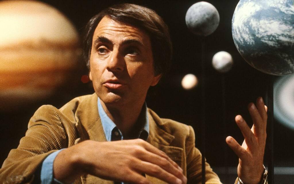 'Oumuamua - Carl Sagan