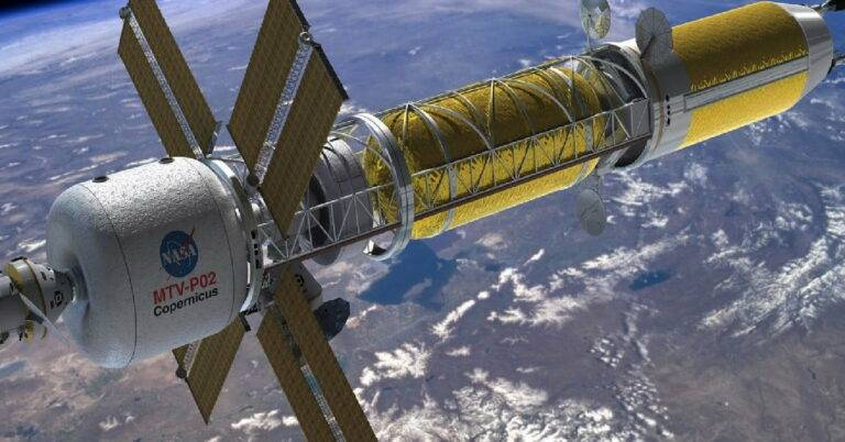 space propulsion
