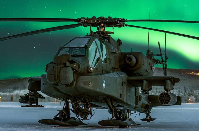 AH-64 Apache V6