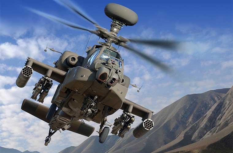 AH-64E Apache V6