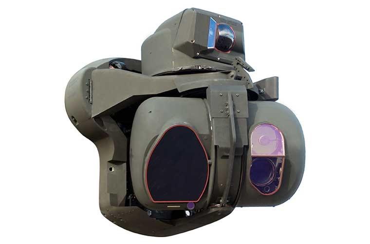 Lockheed-Martin's Modernized Target Acquisition Designation Sight/Pilot Night Vision system