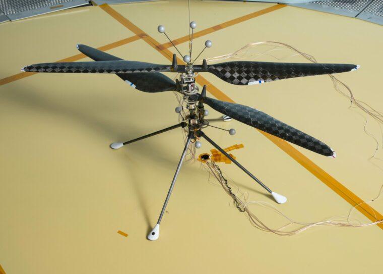 prototype Mars Helicopter