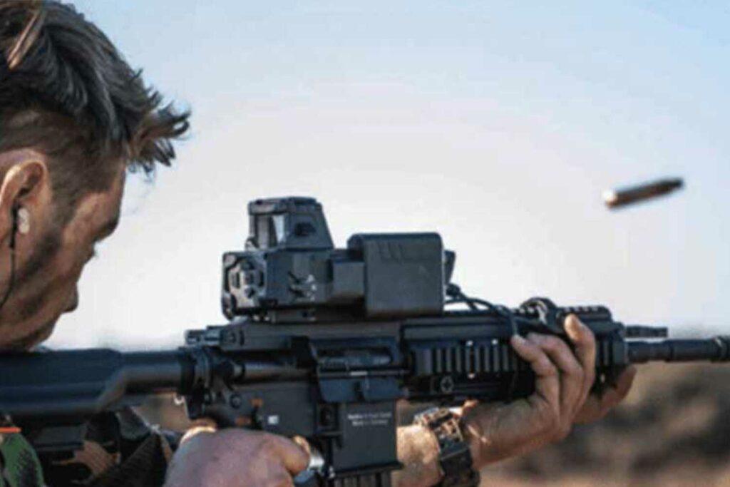 Smart Shooter SMASH 2000 Plus and Hopper Light new defense technologies