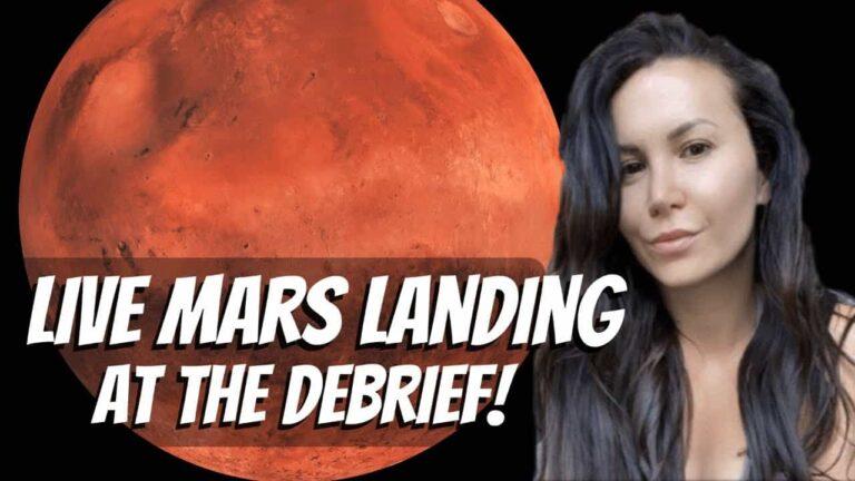Mars Rover Landing The Debrief