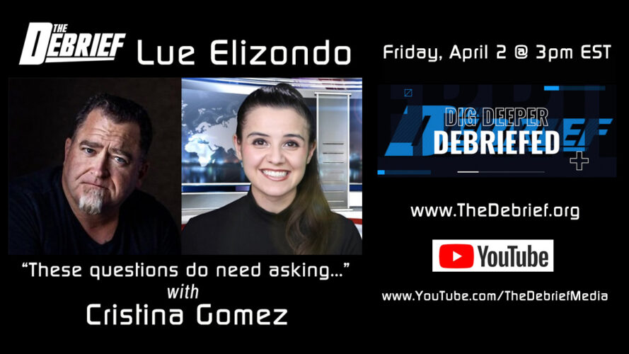 DEBRIEFED:Digging Deeper with Cristina Gomez