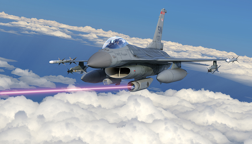 Air Force Research Laboratory's Self-Protect High Energy Laser Demonstrator