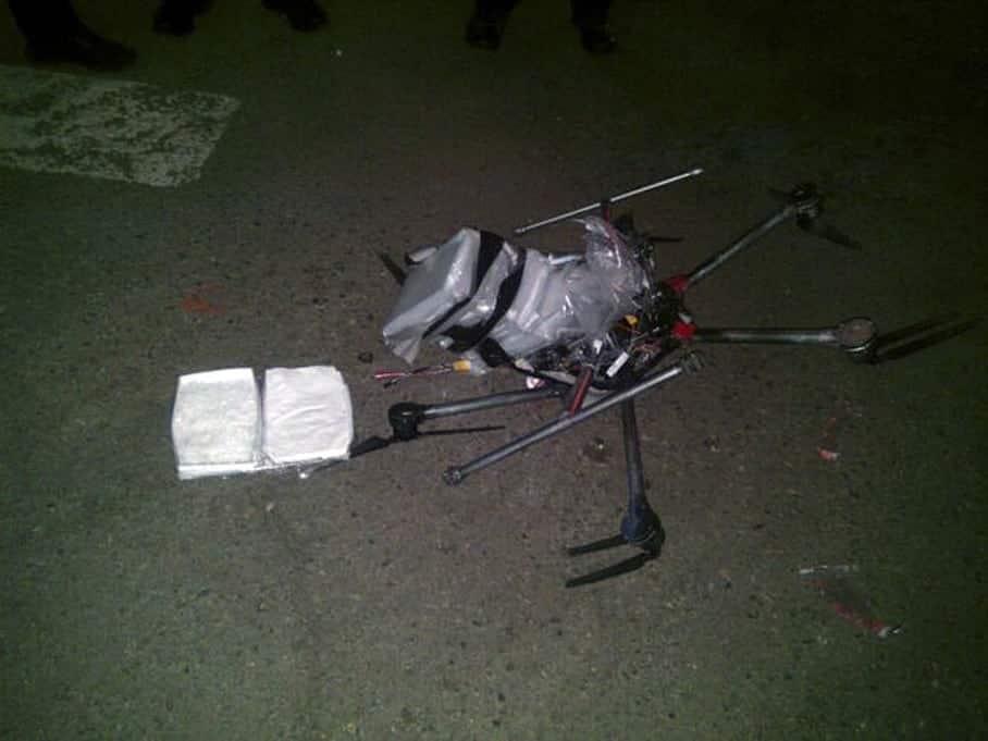narco drones