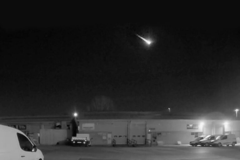 Winchcombe meteorite