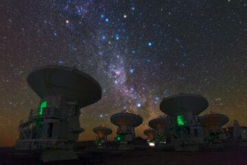 Alien technosignatures