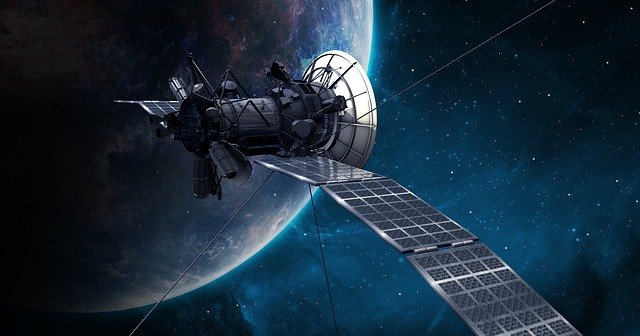 Russian spy satellite