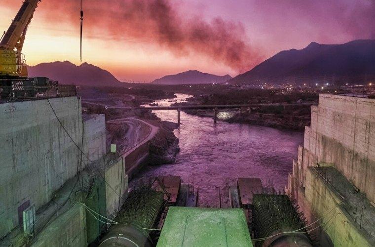 Great Ethiopian Renaissance Dam