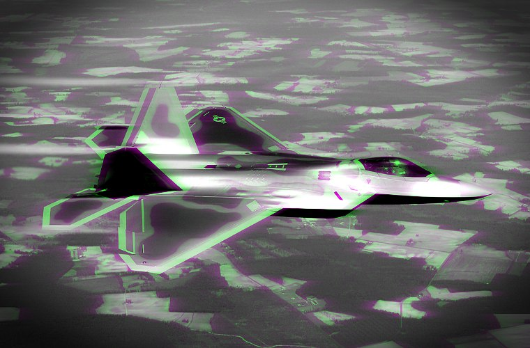 stealth aircraft invisible