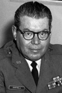 Major Hector Quintanilla, head of Project Blue Book