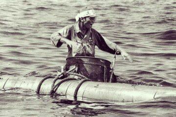 manned torpedo