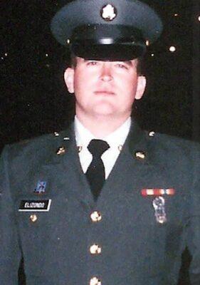 Luis Elizondo Army