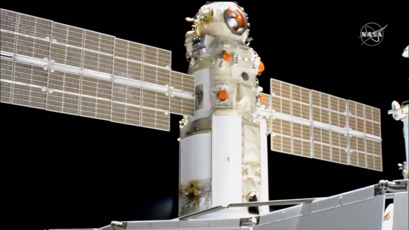 spacecraft emergency