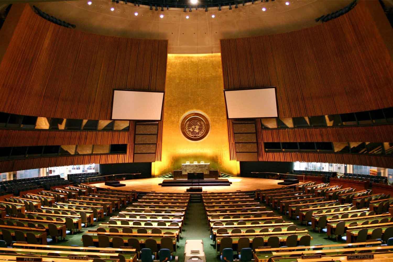 UN Assembly Room